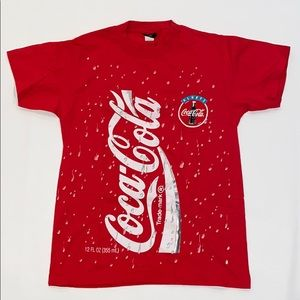Vintage Coca Cola Single Stitch T-shirt